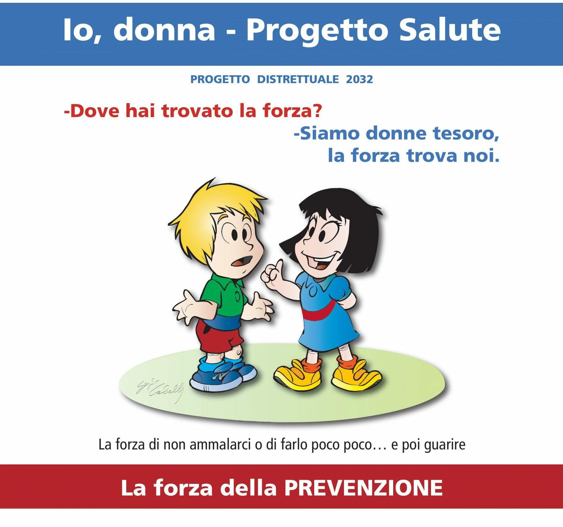 Io, donna – La forza della prevenzione